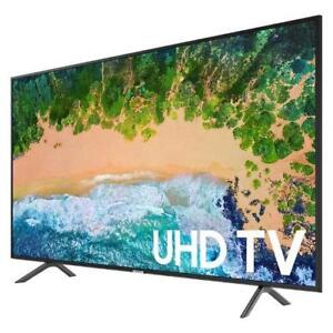 SAMSUNG 75 LED 4K HDR SMART UHDTV *NEW IN BOX WITH WARRANTY*