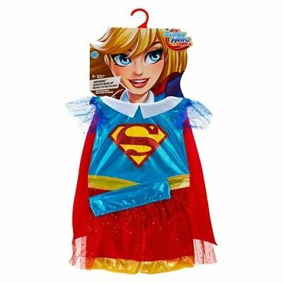 DC Super Hero Supergirl Every Day Dress-Up Costume For Girls 4-6](Supergirl Costume For Girls)