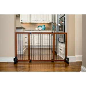 Lightly Used Carlson's Tall Free Standing Pet or Child Gate