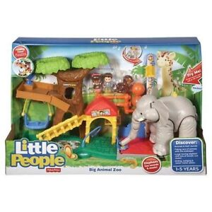 LITTLE PEOPLE - BIG ANIMAL ZOO AT TEDDY N ME