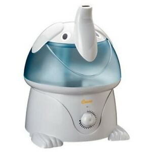 Crane Elephant Ultrasonic Cool Mist Humidifier