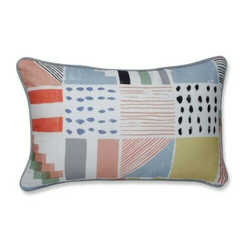 Amagansett Summer Throw Pillow - Pillow Perfect