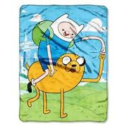 Adventure Time Blanket