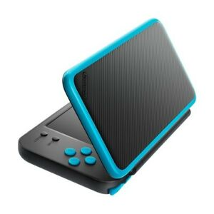New Nintendo 2ds XL Black and Blue For sale