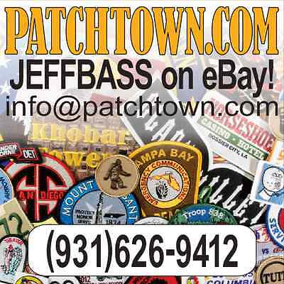 Patchtown Embroidered Patch Factory
