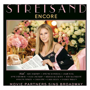 Barbara Streisand Encore CD