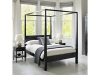 King Size Four Poster Bed (Second hand, great condition!)