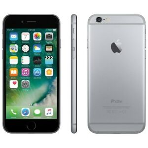 iPhone 6 64gb unlocked space gray - perfect condition