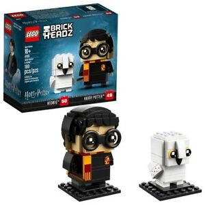 Lego BrickHeadz Harry Potter and Hedwig 41615 2pack
