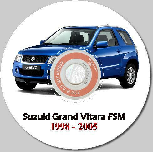 suzuki grand vitara repair manual ebay suzuki grand vitara manual pdf suzuki grand vitara manual pdf