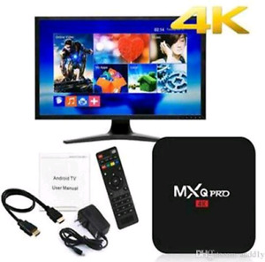 Fully Loaded Android TV Box Free Live TV/ Movies /Sports/ Kids