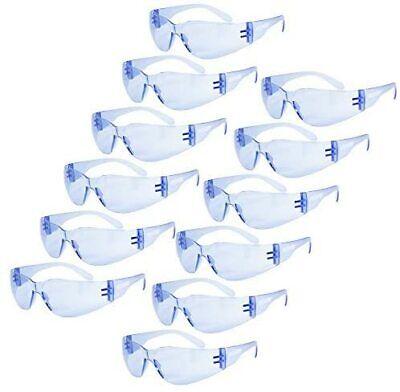 Jorestech Eyewear Protective Safety Glasses Polycarbonate Impact Resistant Lens
