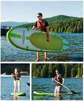 NEW AQUA MARINA INFLATABLE SUP BOARD $90 OFF