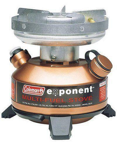 coleman backpacking stove ebay