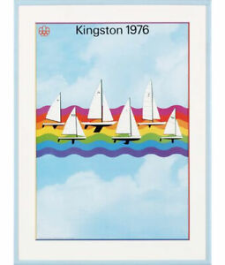 Kingston 1976 Yachting Souvenirs/Memorabilia