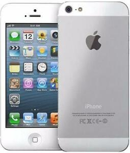 White Apple iPhone 5 With 16 GB Rogers! @ One Stop Cell Shop