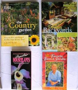 Gardening Books - Buy All or Singly