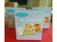 3 x 60-pack Nursing Pads