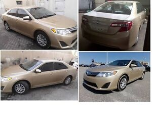 2014 Toyota Camry LE Sedan Selling AS IS Only 3000 KM!!!