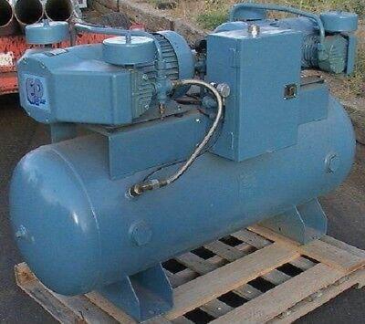 New Dual Oilfree 6hp Air Compressor Wow