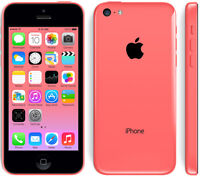 THE CELL SHOP has an Unlocked Pink iPhone 5c 16GB works on WIND