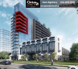 hightlight Condos VIP ACCESS! dixie/eglinton!