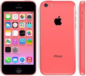 THE CELL SHOP has a Pink iPhone 5c 8gb works on Rogers or Chatr