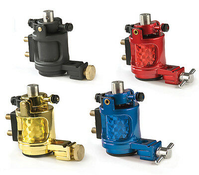 Jackhammer Rotary Tattoo Machine Supply Electric Motor (available In 4 Colors)