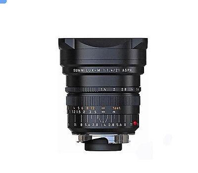 Brand New Leica Summilux-M 21mm f/1.4 ASPH #11647