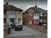2 bed house for rent - great location near NEC / Birmingham Airport