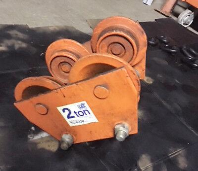 2 Ton Hoist Trolley