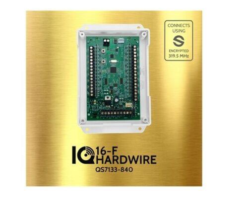 Qolsys 7133-840 IQ Hardwire to Wireless 16-F (Small Enclosure) Translator