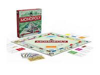 Brand new monopoly classic board game hasbro