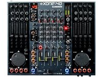 Xone: 4D - 20 Channel USB Audio Mixer & Controller