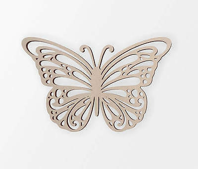 Wooden Butterfly Cut Out- Wall Art, Wall Decor, Home Decor, Wall Hanging Cut Out Wall Decoration