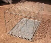 Larger metal pet crate/transporter