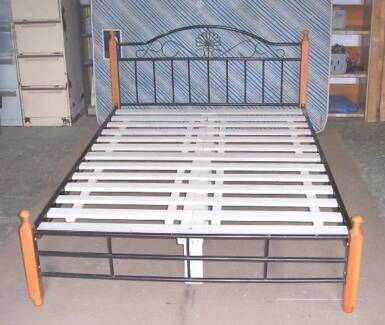 Sturdy Queen Size Bed Frame