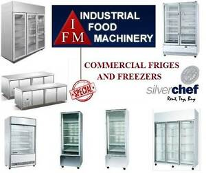 Fridges - Chiller - Freezers -Catering Eqyuipment- Display Fridge Campbellfield Hume Area Preview