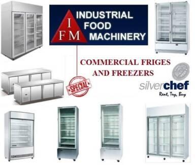 Fridges - Chiller - Freezers -Catering Eqyuipment- Display Fridge
