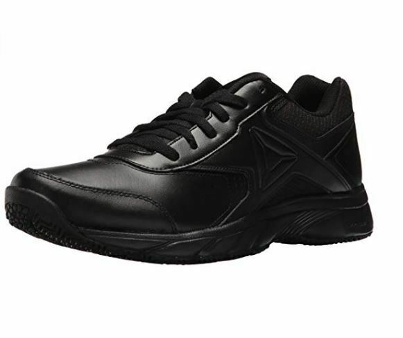 Plata verdad sólido  Reebok Black Work N Cushion Shoes Women Sz 6 Slip Resistant Bs9527 for sale  online | eBay
