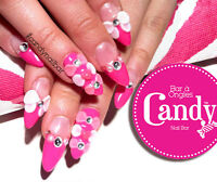 Candy is looking for manicurists and Nail Artists!