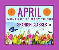 SPANISH CLASSES FOR ADULTS