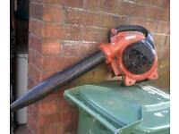 Petrol leaf blower and strimmer 95 pound no offers sorry