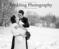 Affordable Wedding Photography starting from $150 hour