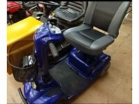 Invacare heavy duty mobility scooter