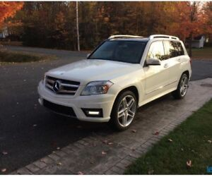 Glk 350 2011 amg package