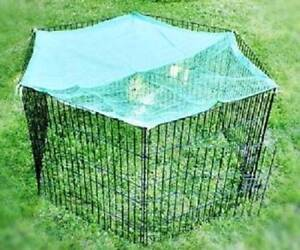 91cm 8 Panel Pet Pen Dog Puppy Rabbit Enclosure playpen w. cover Athelstone Campbelltown Area Preview