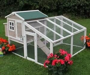 X-Large Chick Coop for 6 Chickens with extension run Dandenong South Greater Dandenong Preview