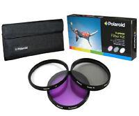 Kit de filter POLAROID 43MM ( 3 pieces : UV,CPL,FLD ) NEUF