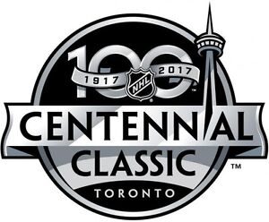 2017 Centennial Classic Red Wings vs Maple Leafs [100 Level]